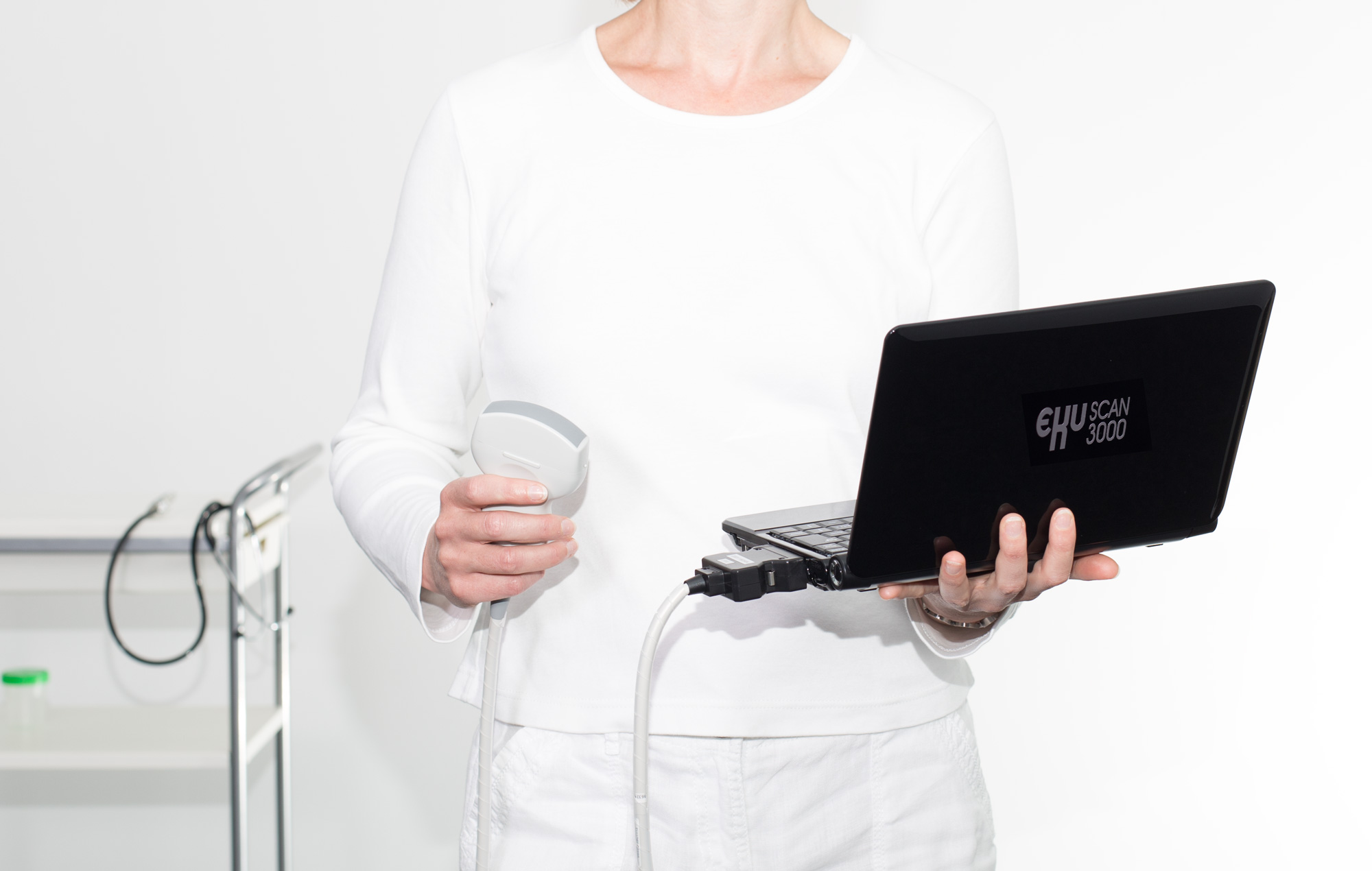 Ultraleichtes Ultraschallgerät